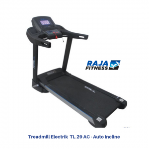 Treadmill Elektrik TL-29 AC Auto Incline