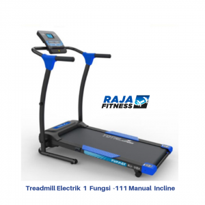 Treadmill Elektrik 1 Fungsi TL-111 Manual Incline