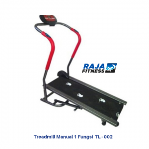 Treadmill Manual 1 Fungsi TL-002