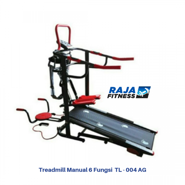 Treadmill Manual 6 Fungsi TL-004 AG