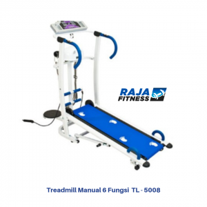 Treadmill Manual 6 Fungsi TL-5008