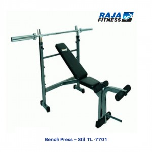 Bench Press + Stik TL-7701