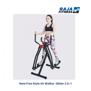New Freestyle Air Walker Glider 2 in 1