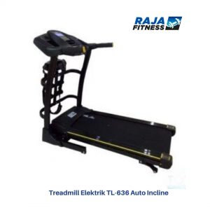 Treadmill Elektrik TL-636 Auto Incline