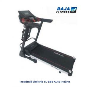 Treadmill Elektrik TL-666 Auto Incline